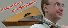 Fascination of the balalaika! - Alexander Paperny